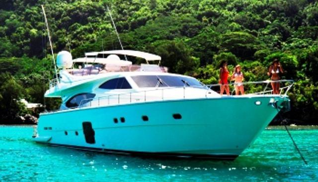 Sea Stream Charter Yacht - 2