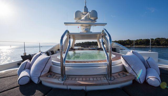 Elixir Charter Yacht - 2