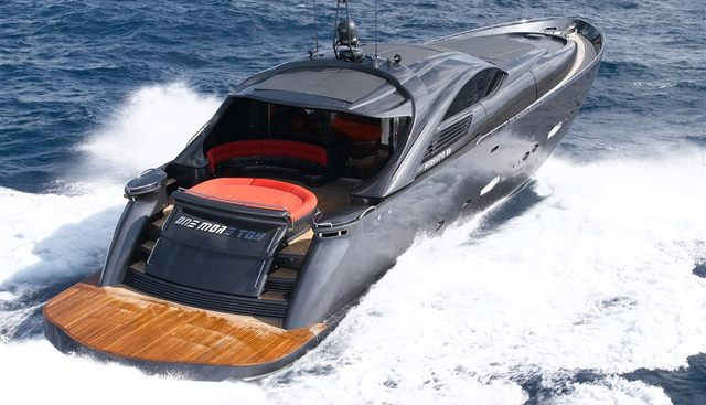 One More Toy Charter Yacht - 2