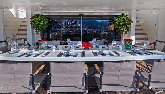 Lord Of The Seas Charter Yacht - 4