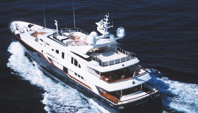 Alexandra Charter Yacht - 3