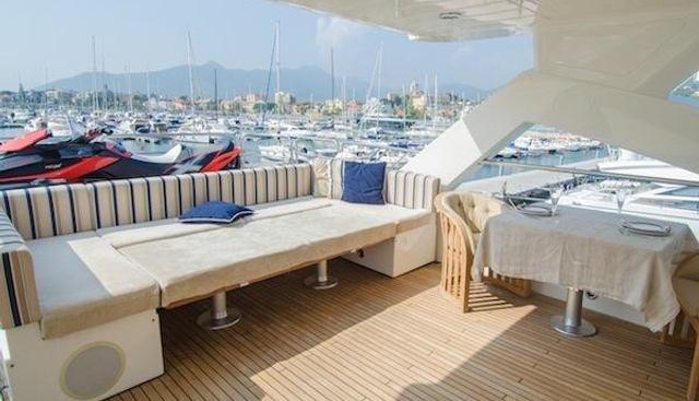 Adeona Charter Yacht - 6