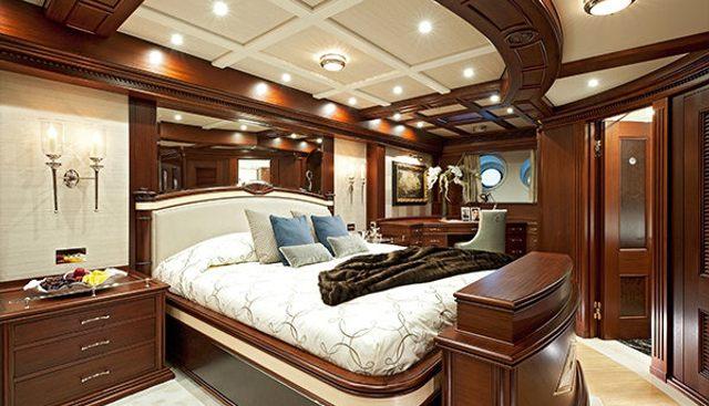 Mikhail Vorontsov Charter Yacht - 7
