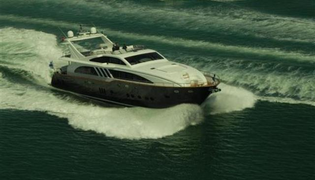 Giant 100 Motor Yacht 2009 Charter Yacht - 5