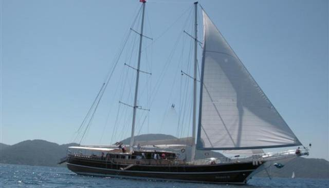 Holiday X Charter Yacht - 3