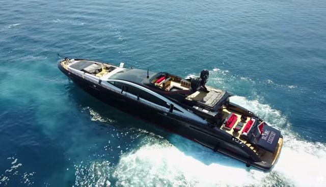 Black Legend Charter Yacht
