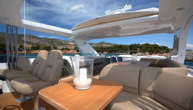 Rough Diamond Charter Yacht - 3