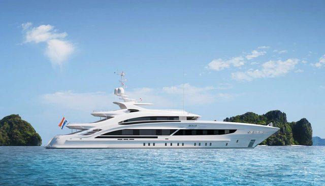Omaha Charter Yacht