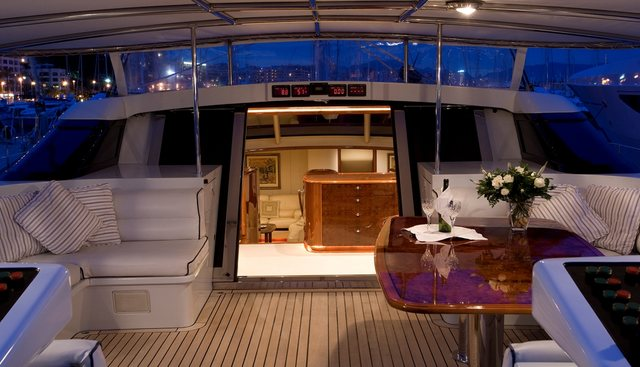 Miss Silver Charter Yacht - 3