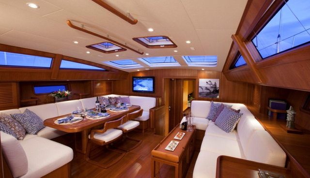 Alchemy IV Charter Yacht - 8