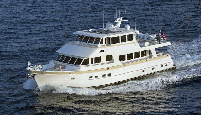 Simon Says Charter Yacht
