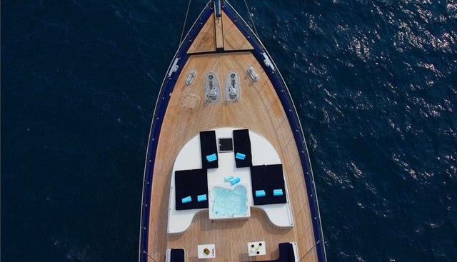 Perla del Mare Charter Yacht - 3