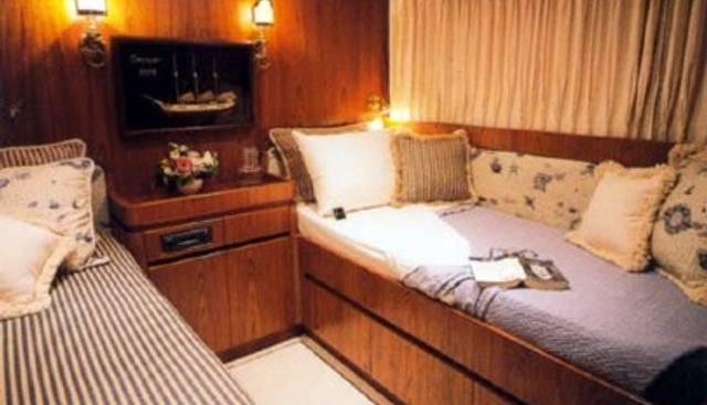 La Perla Charter Yacht - 5