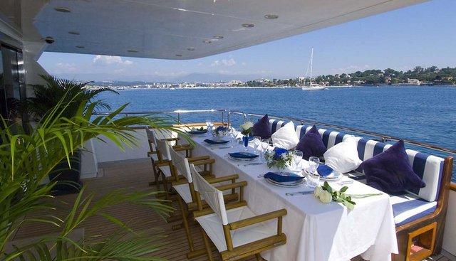 Indulgence of Poole Charter Yacht - 5