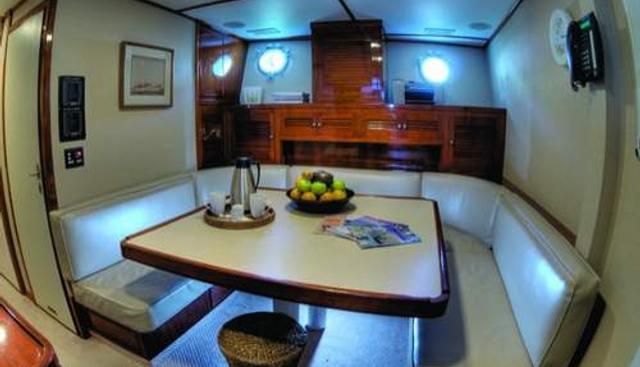 Alhambra Charter Yacht - 8