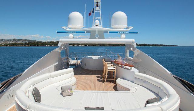 Stormborn Charter Yacht - 2