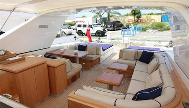 Lauren Charter Yacht - 4