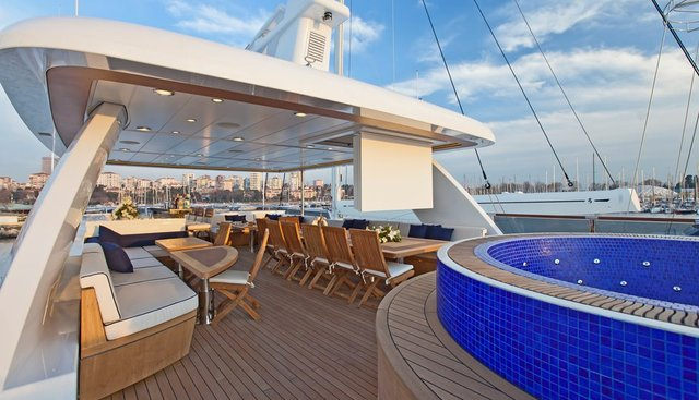 Calliope Charter Yacht - 2