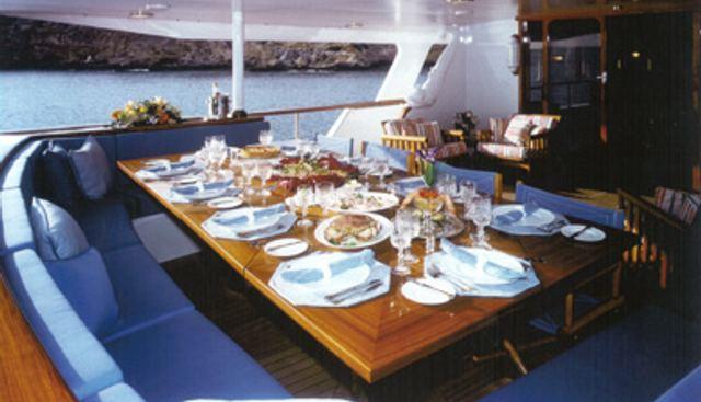 Atlantic Goose Charter Yacht - 4