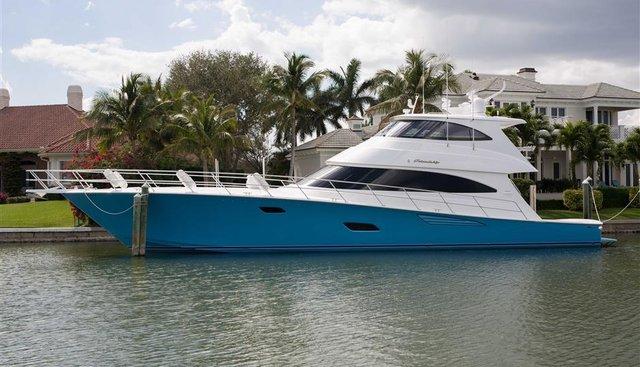 Burnin Daylight Charter Yacht
