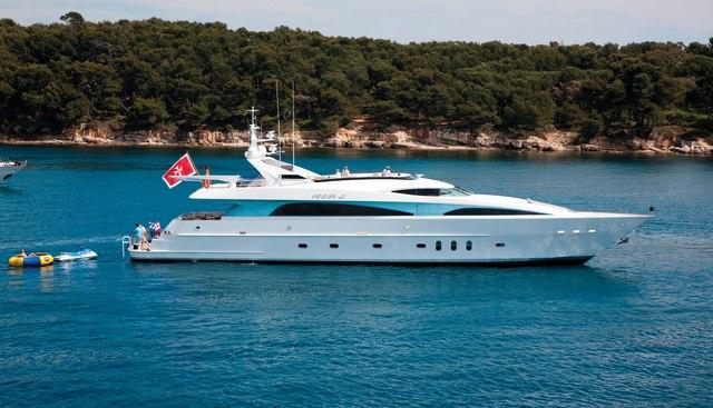 Strega Charter Yacht