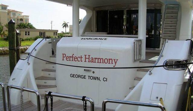 Perfect Harmony Charter Yacht - 5