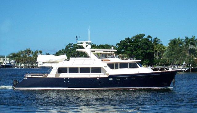 Hooligan V Charter Yacht