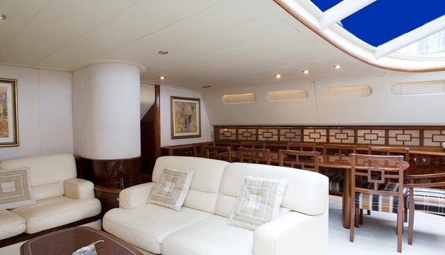 Miss Silver Charter Yacht - 7