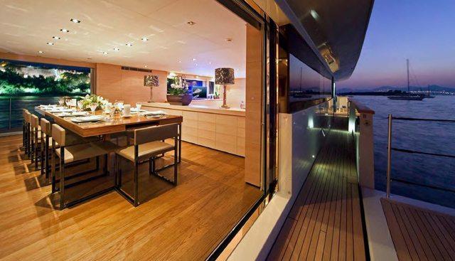 Fan Too Charter Yacht - 8
