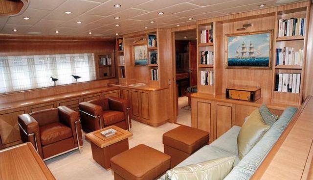 Hard Work II Charter Yacht - 5