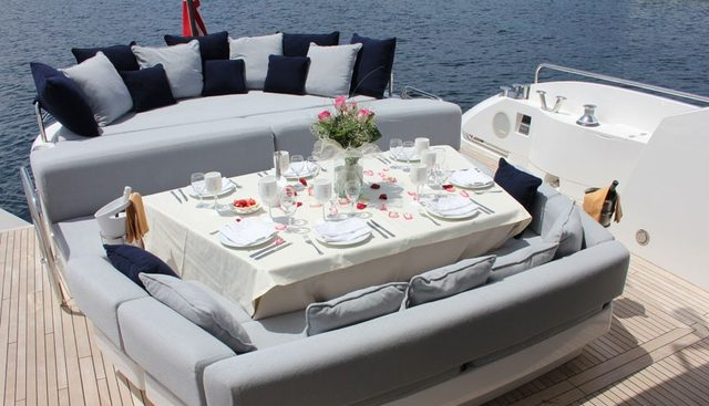 Jax of Ibiza Charter Yacht - 2