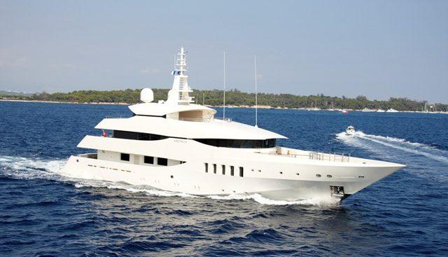 N.M.N Charter Yacht