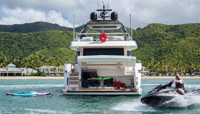 Akula Charter Yacht - 5