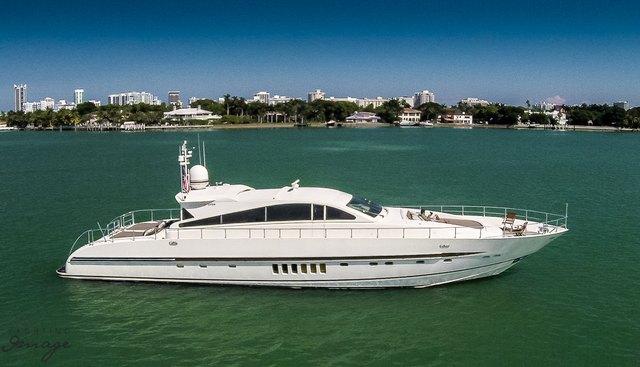 Ecj Luxe Charter Yacht