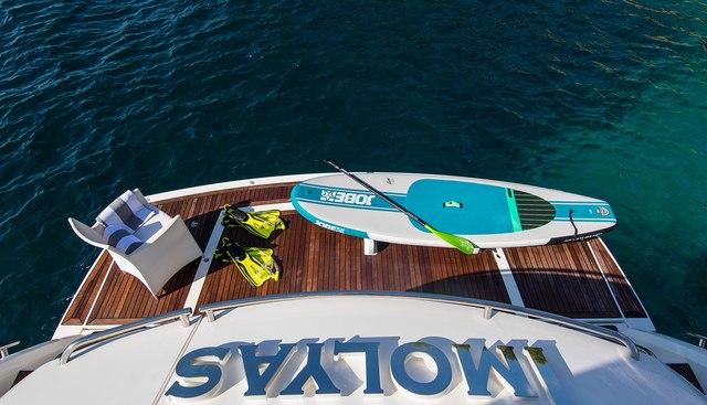 IMOLYAS Charter Yacht - 5