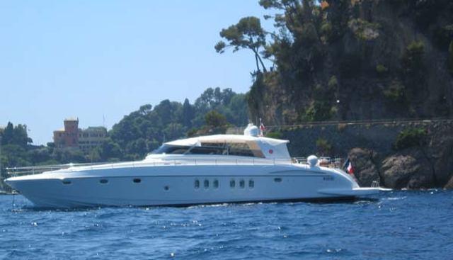 Uboat III Charter Yacht