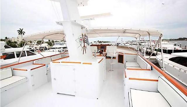 Zantino III Charter Yacht - 5