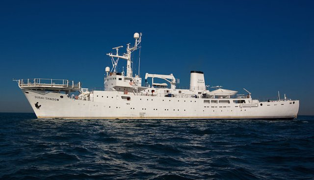 Dubai Shadow Charter Yacht - 2