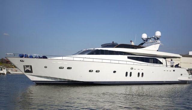 Blue Deep Charter Yacht
