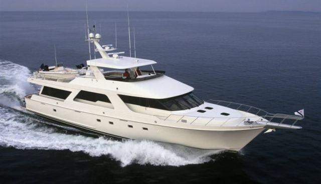Safari Charter Yacht