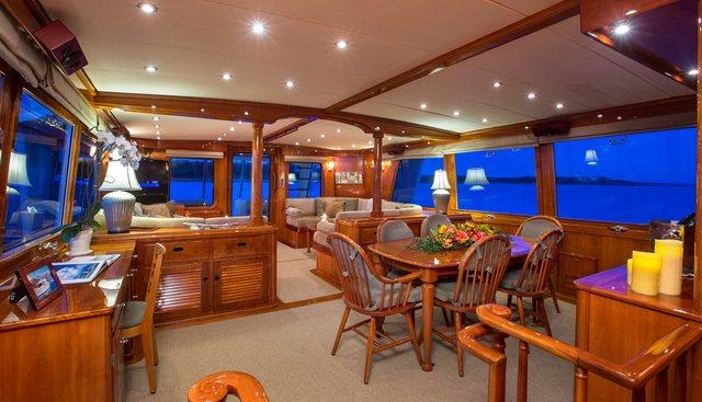 Tumblehome Charter Yacht - 8