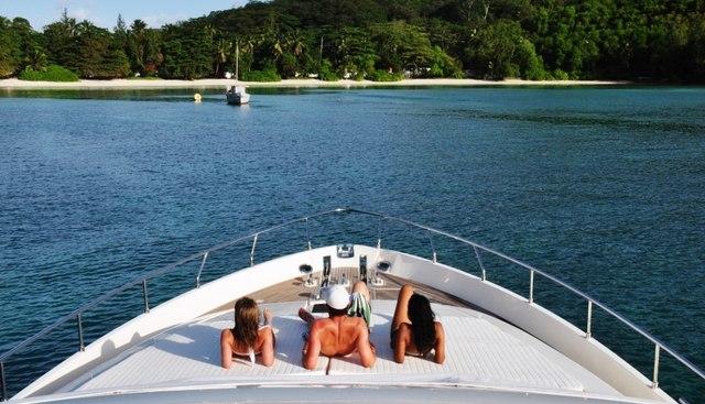 Sea Stream Charter Yacht - 4