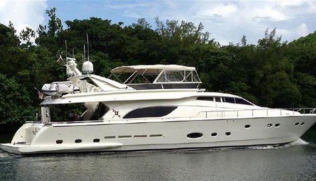 Princess Maria IV Charter Yacht
