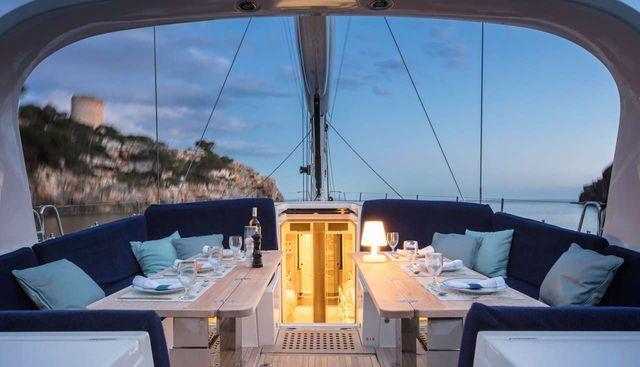 Amandine Charter Yacht - 8