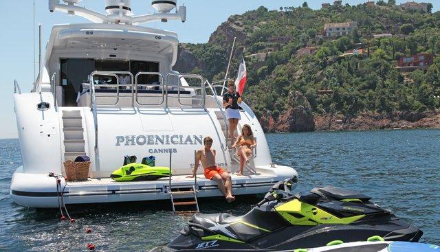 Phoenician Charter Yacht - 5