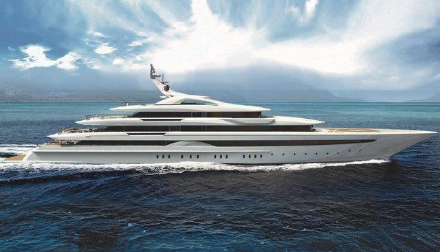 O'Pari Charter Yacht