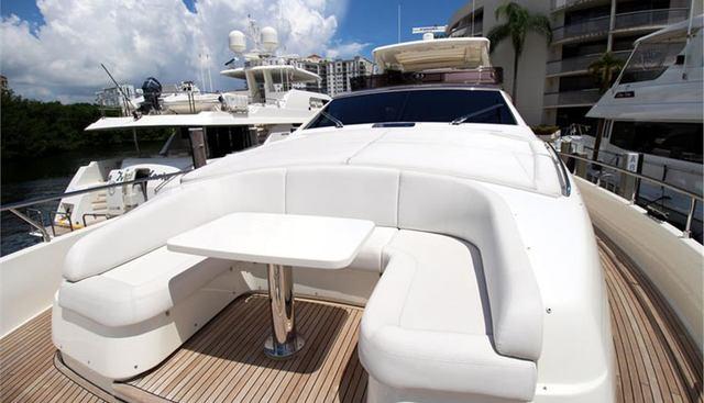 Evolution Charter Yacht - 2