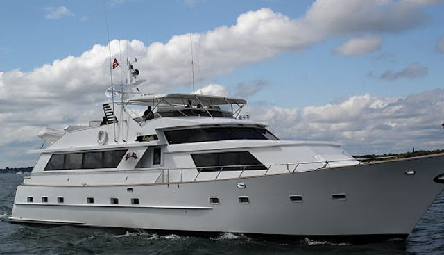 The Job Charter Yacht - 2