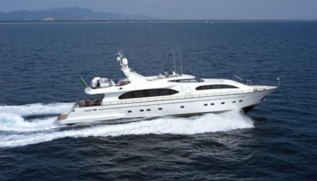 Grand Mariana IV Charter Yacht