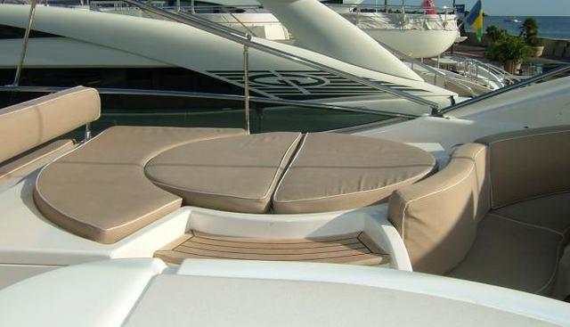 Tiffany Charter Yacht - 3